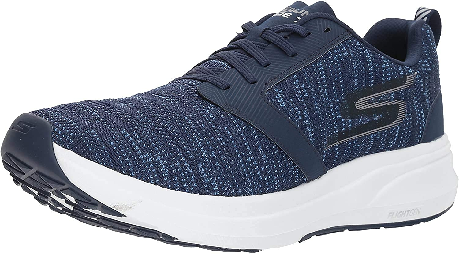 Skechers Men's Go Run Ride 7 Shoe Navy