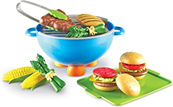 Learning Resources 22-Piece Grill Sets For Kids