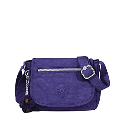 Kipling Sabian Crossbody Minibag Berry Blue