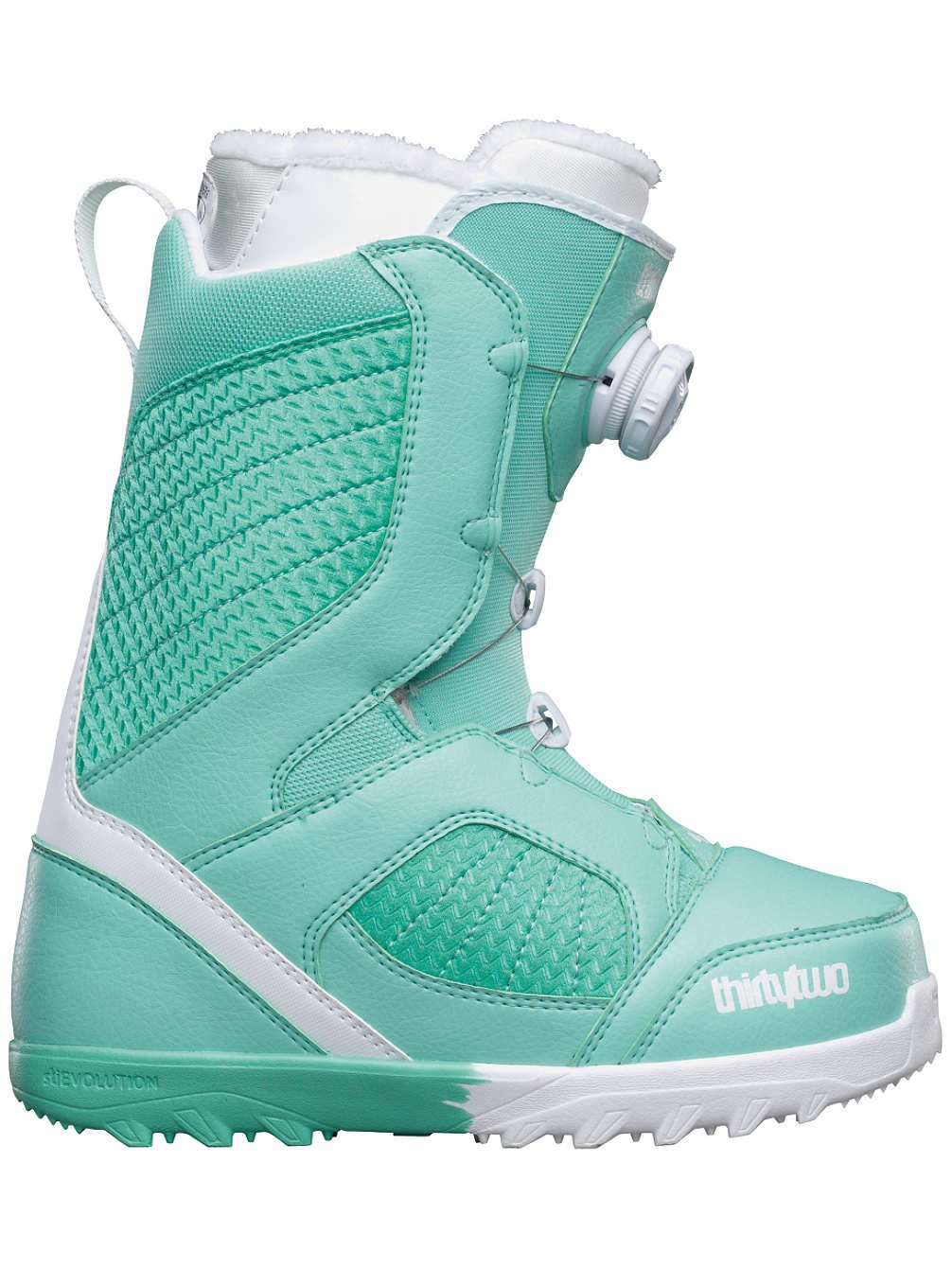 thirtytwo STW BOA W's 16' Boots, Mint, Size 9