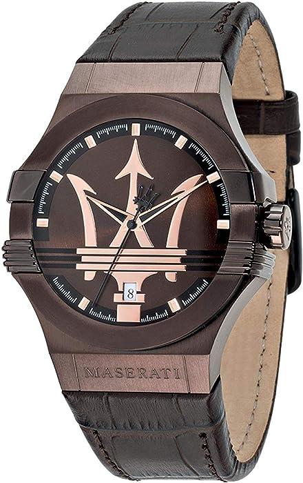 MASERATI POTENZA relojes hombre R8851108011