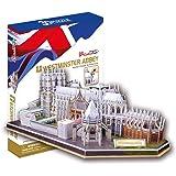 Cubic Fun MC121H - 3D Puzzle Abbazia di Westminster Londra U.K.