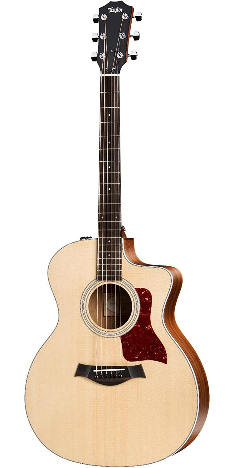 Amazon Com Taylor 214ce 200 Series Acoustic Guitar Rosewood Grand