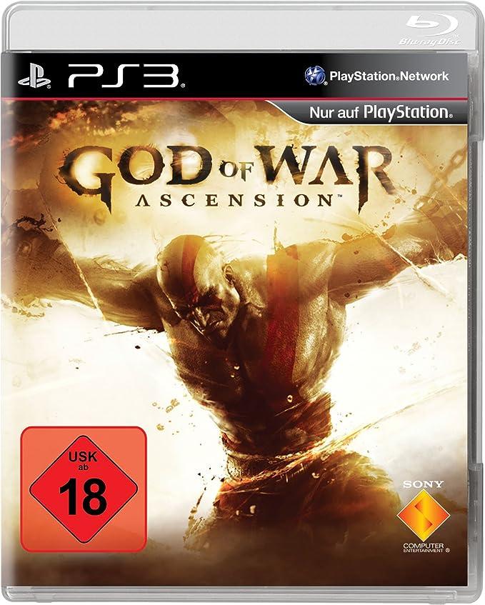 Sony God of War - Juego (PS3): Amazon.es: Videojuegos