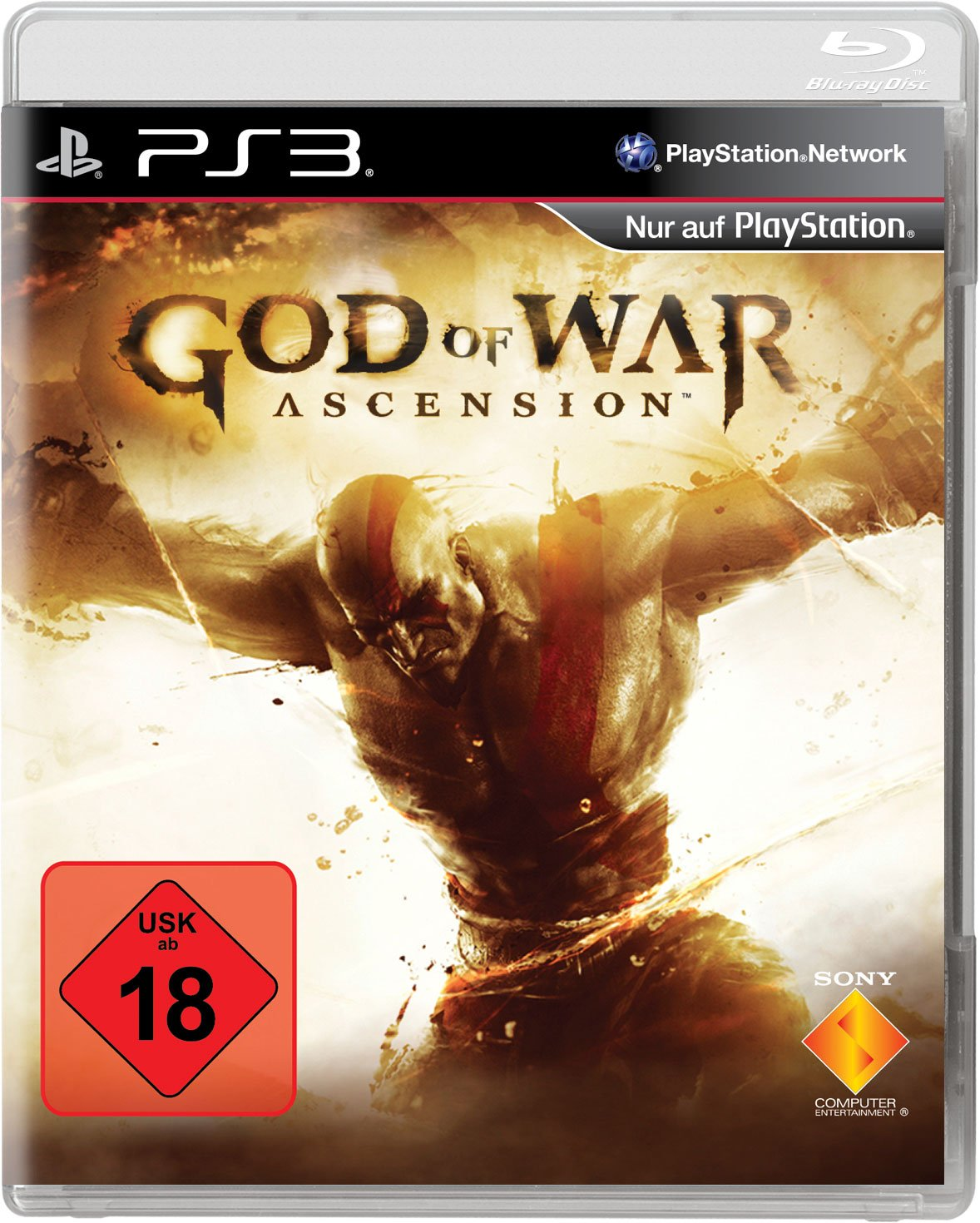 God of War: Ascension - [PlayStation 3]: Amazon.de: Games