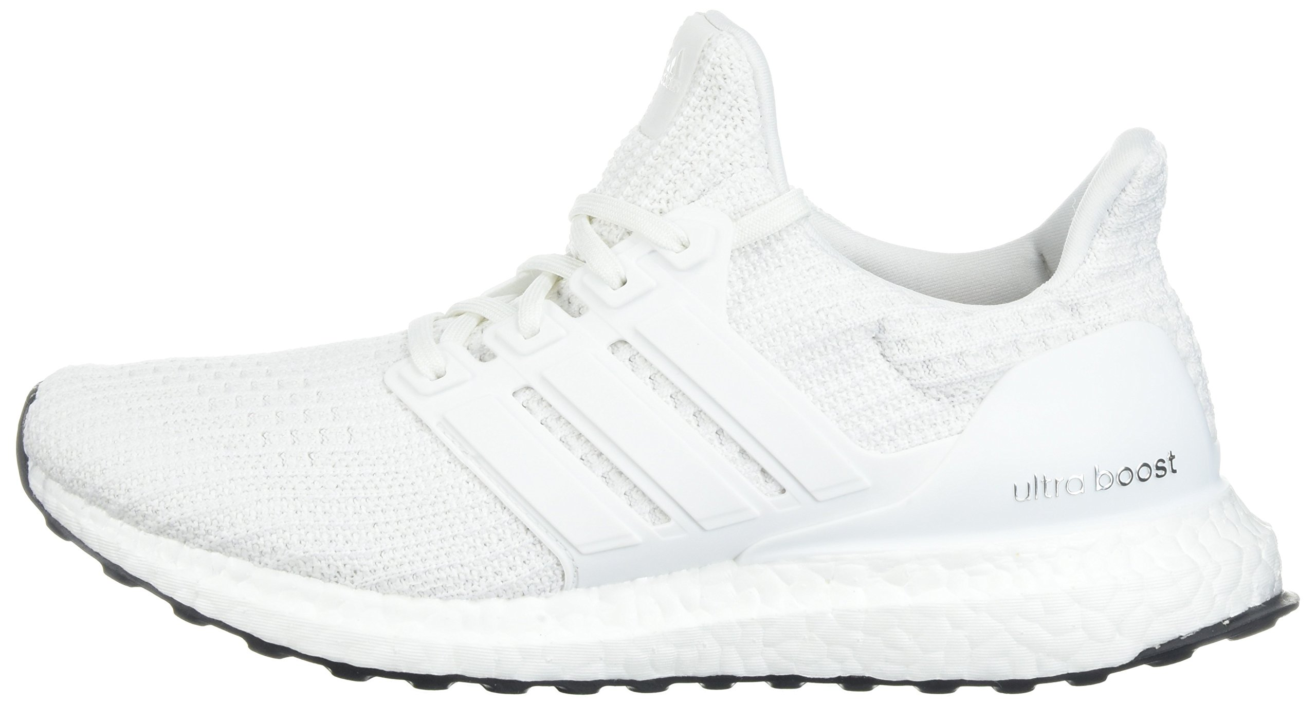 adidas Men's Ultraboost Road Running Shoe, White/White/White, 6.5 M US by adidas (Image #5)