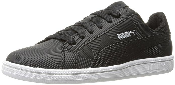 Puma Smash Deboss Synthétique Baskets: : Chaussures