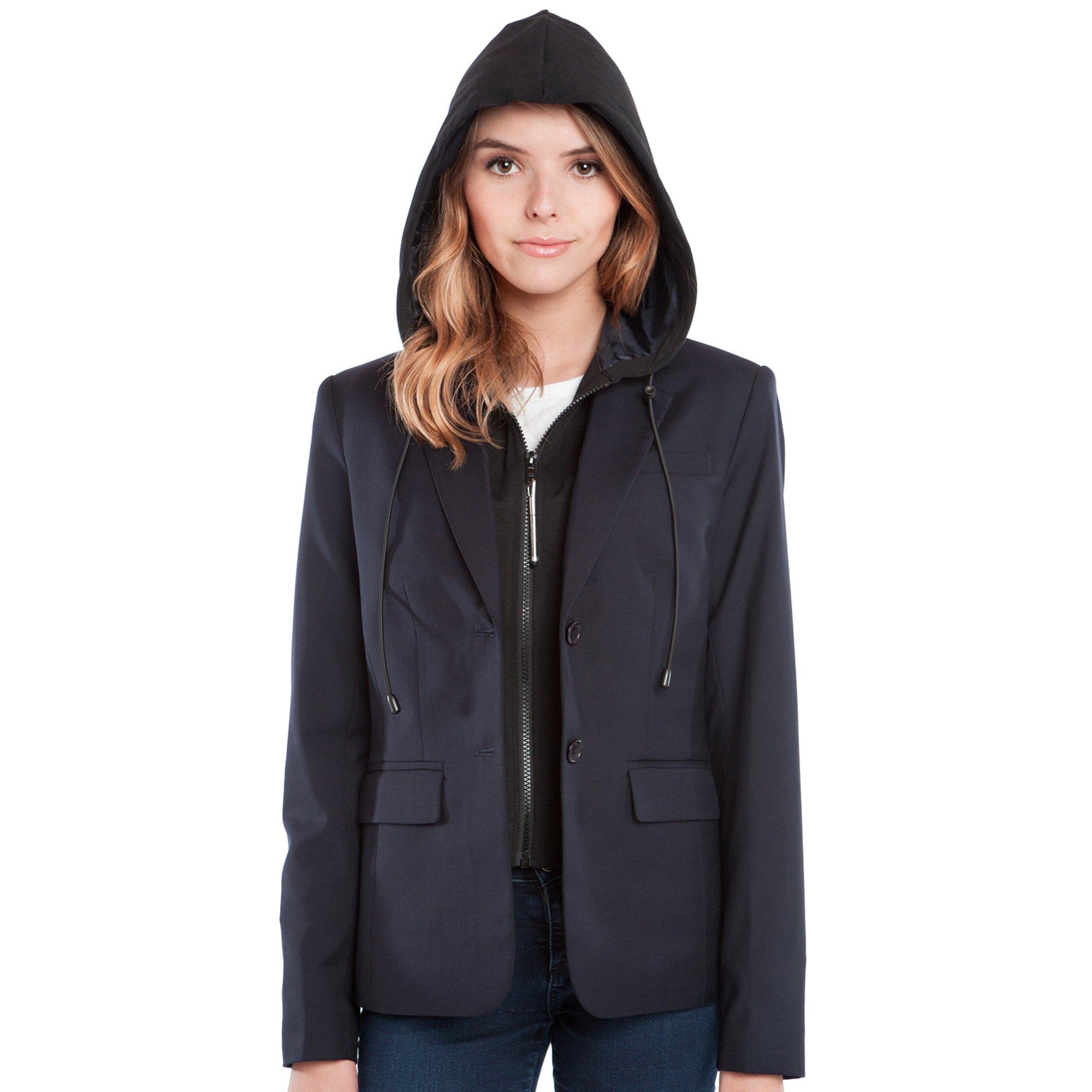 Baubax Travel Jacket - Blazer - Female - NAVY - Medium