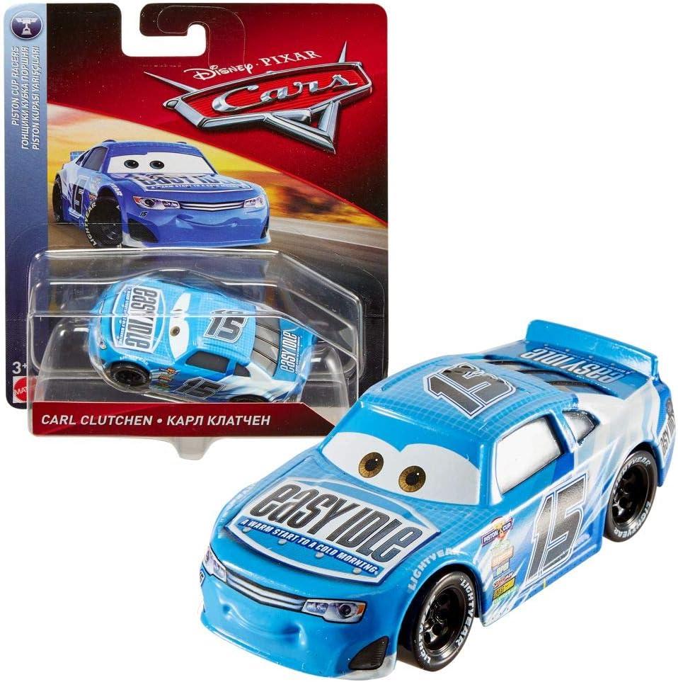 Amazon Com Disney Pixar Cars Carl Clutchen Toys Games