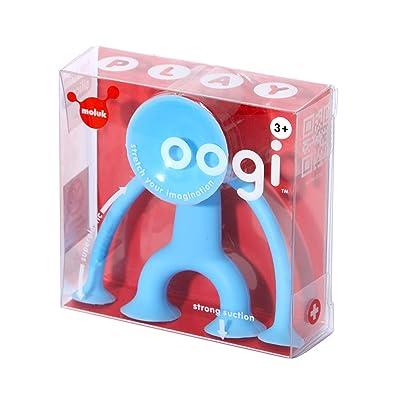 MOLUK Oogi Jr Fidget Toy - Blue: Toys & Games