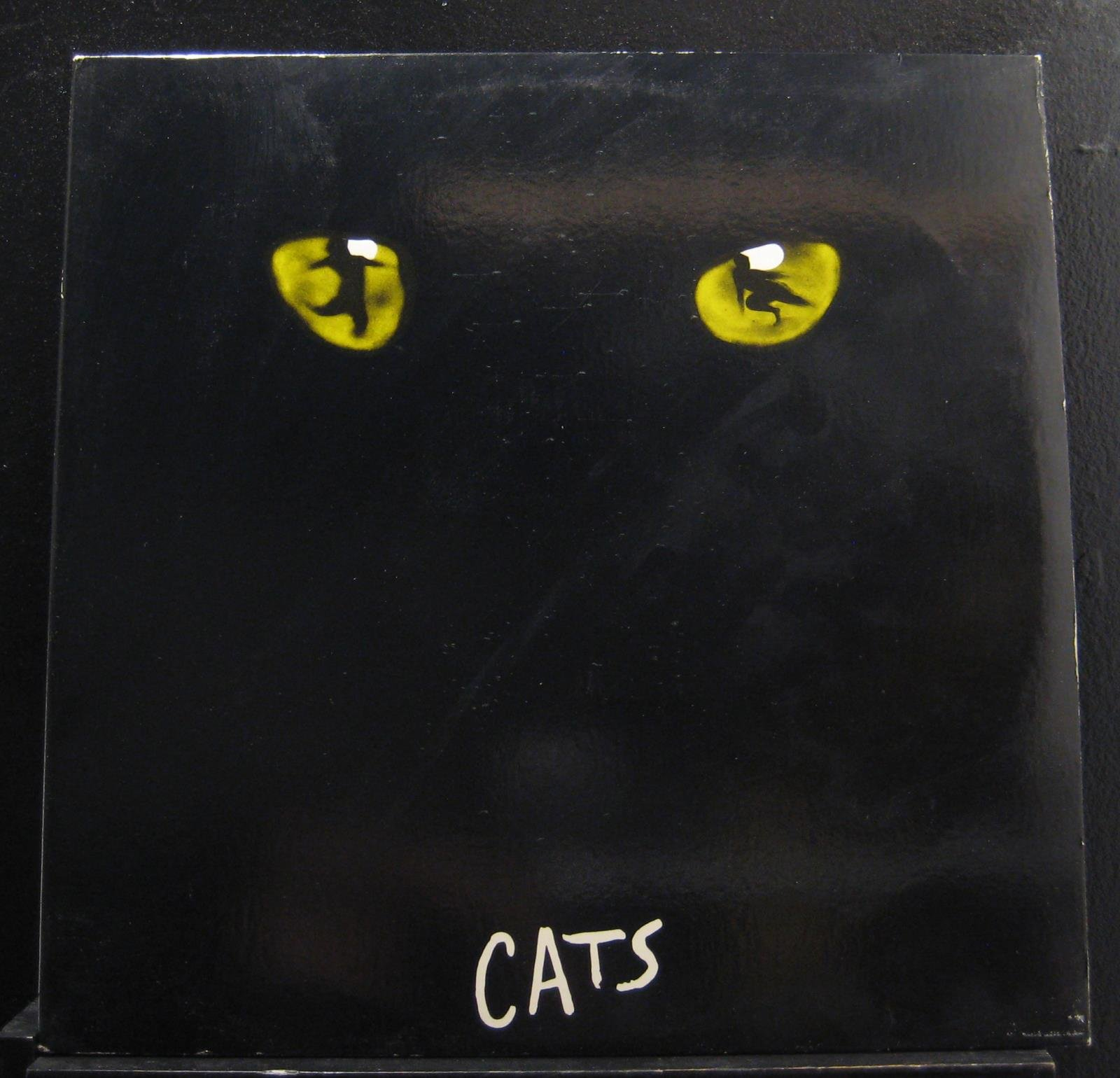 Cats: Original Broadway Cast Recording (2 LPS) Original inner sleeves with lyrics.