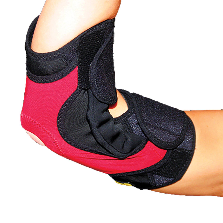 Pflexx Ellbogen Trainings Bandage - Ellbow-Wrap   Mehr als eine Bandage