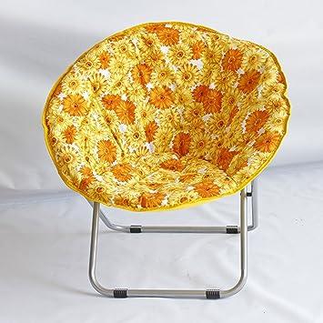SF Sofá Perezoso Lazy Sofa, Home Plegable Chair, Adult Moon ...