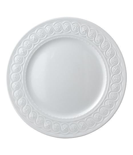 Bernardaud Louvre White Dinner Plate  sc 1 st  Amazon.com & Amazon.com   Bernardaud Louvre White Dinner Plate: Fall Plates ...