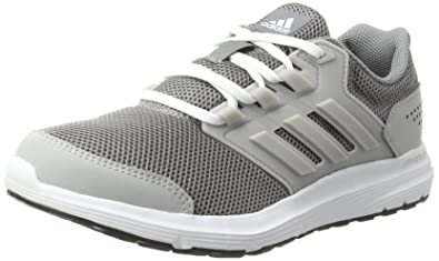 adidas Damen Galaxy 4 Laufschuhe, Grau (Grey Three F17/Grey Two F17/