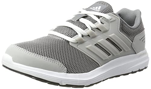 Grigio 38 2/3 EU ADIDAS GALAXY 4 W SCARPE RUNNING DONNA GREY THREE/GREY