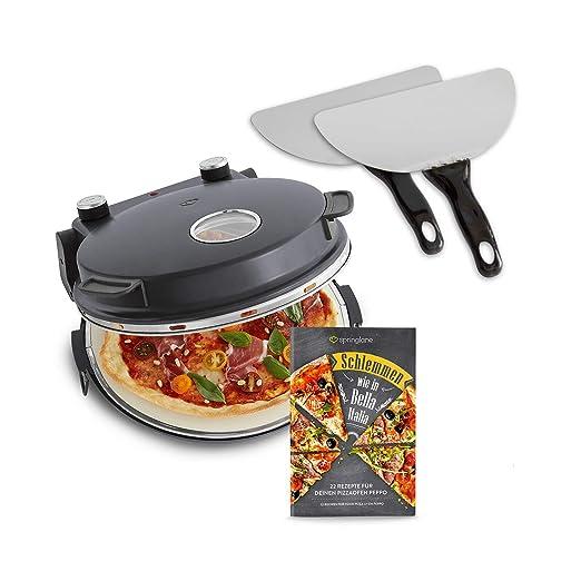 Horno para Pizzas Peppo, Máquina para preparar pizzas como al ...