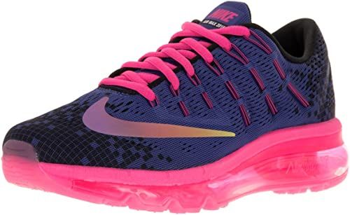 Nike Air Max Kid 2016 Gs Zapatos Sport Trainer: Amazon.es: Zapatos y complementos