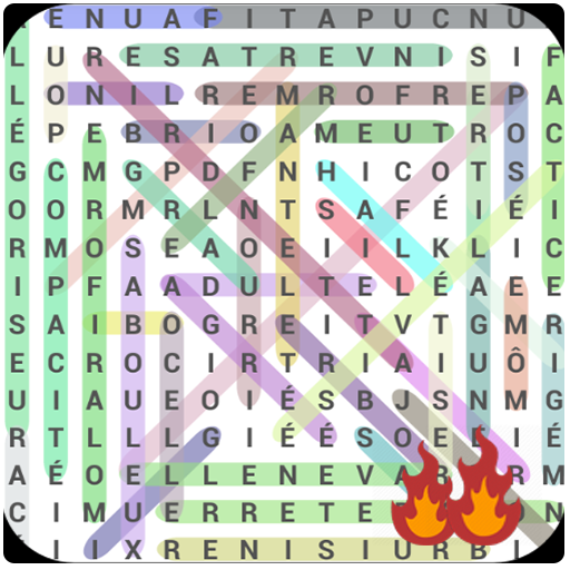 Word Search (Free Design Banner)