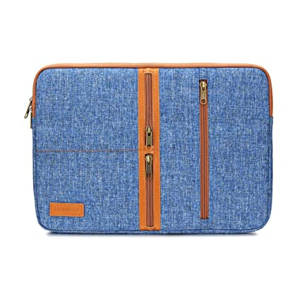 domisoeinfachen estilo funda para laptop bolsillos Business ...