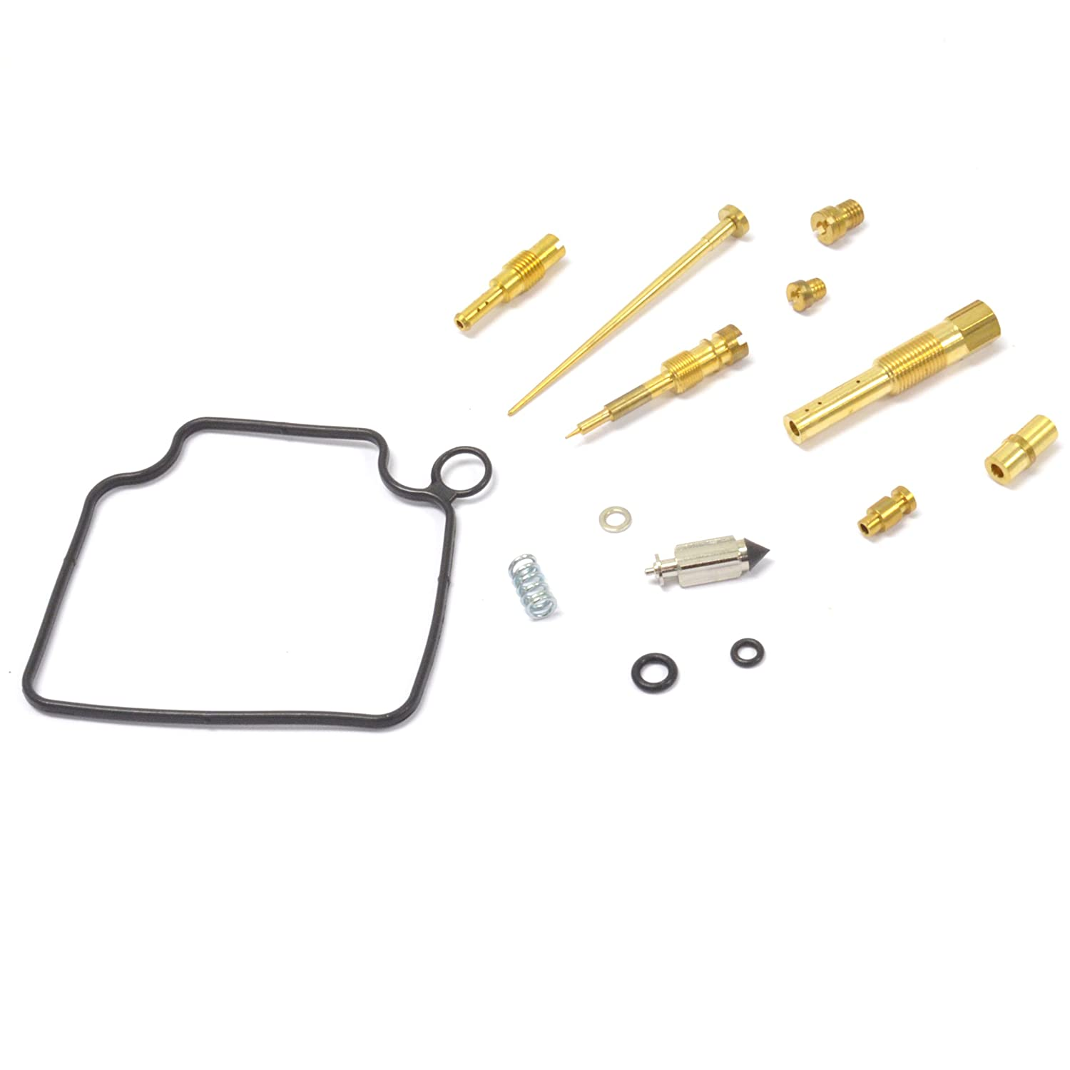 Honda TRX650 Rincon 650 03-05 Carburetor Carb Repair Rebuild Jet Seal Kit by Niche Cycle Supply