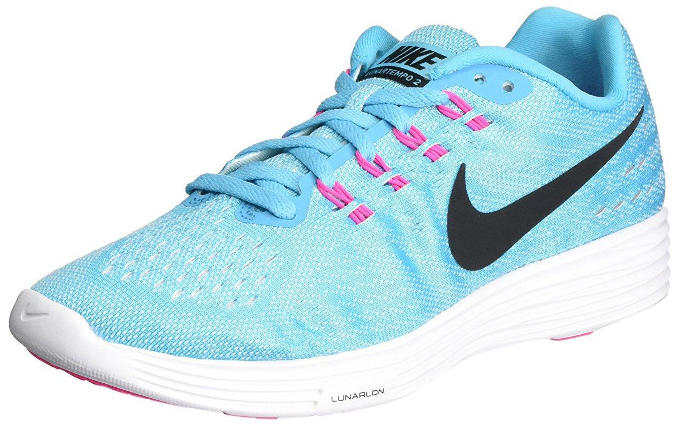 NIKE Women's Lunartempo 2 Running Shoe B0058Z2AEG 6 B(M) US Blue