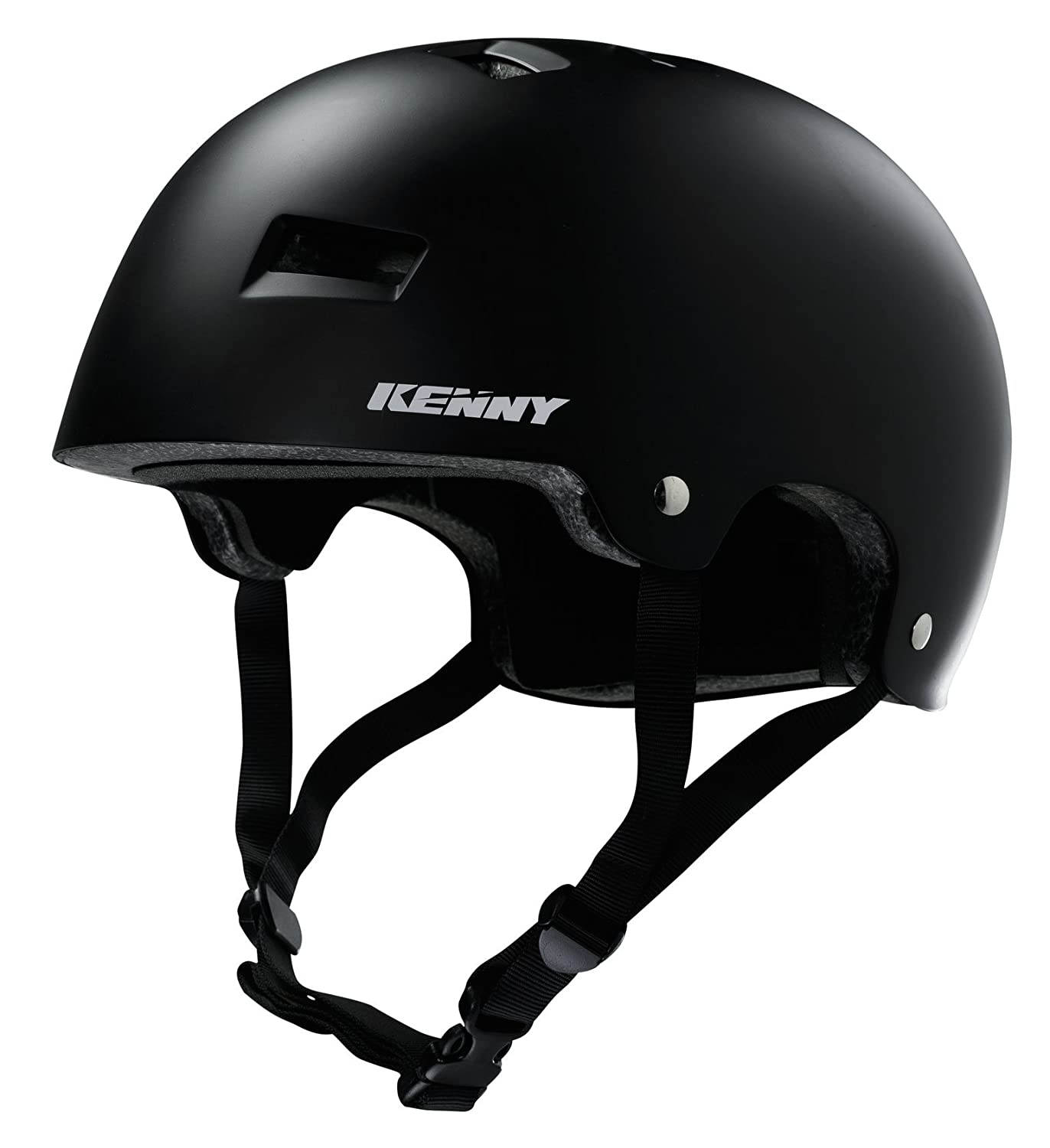 Kenny Equipement Bowl Casco Unisex, Negro: Amazon.es: Deportes y aire libre
