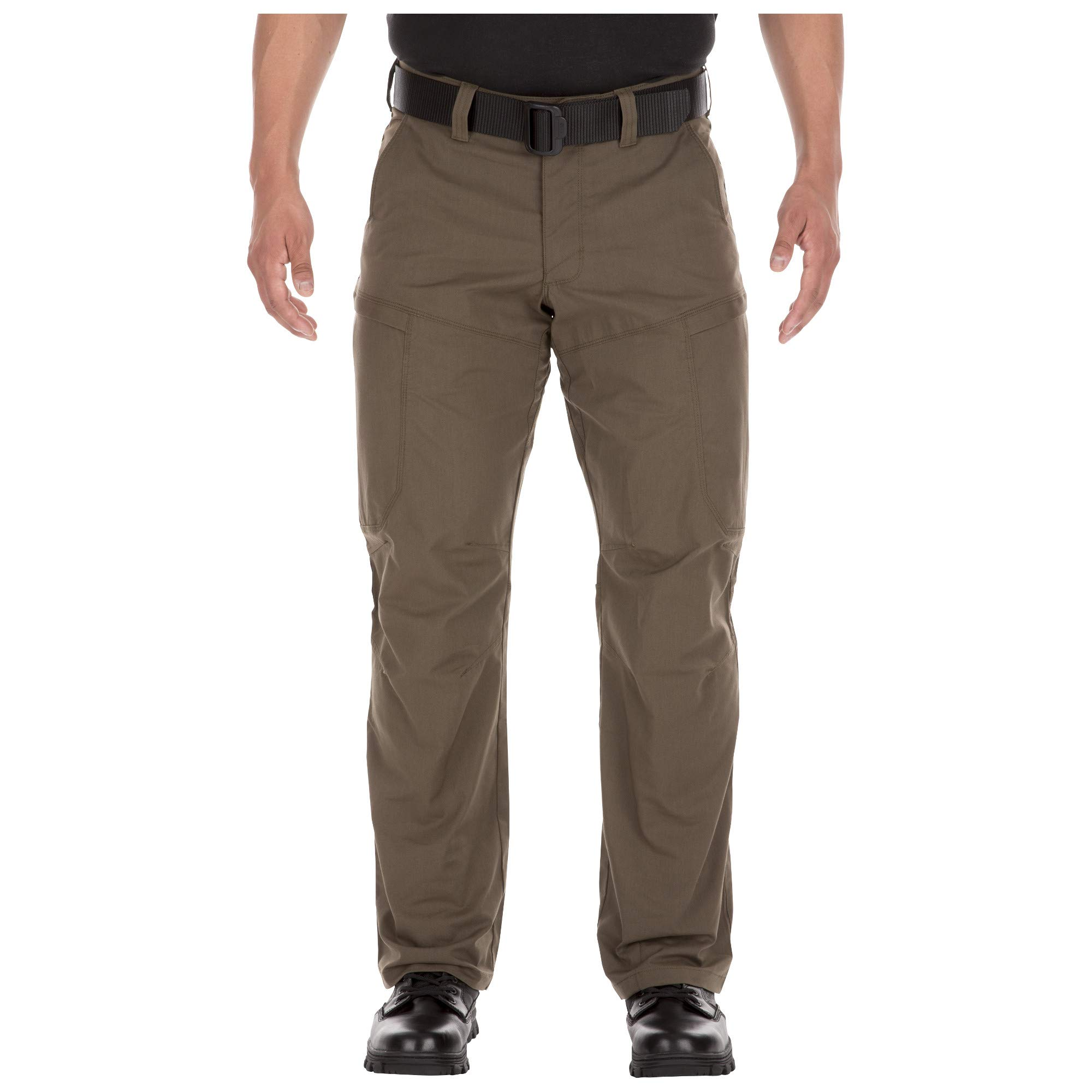 5.11 Men's APEX EDC Stealth Cargo Pocket Tactical Pant Style 74434, Tundra, 28W x 34L