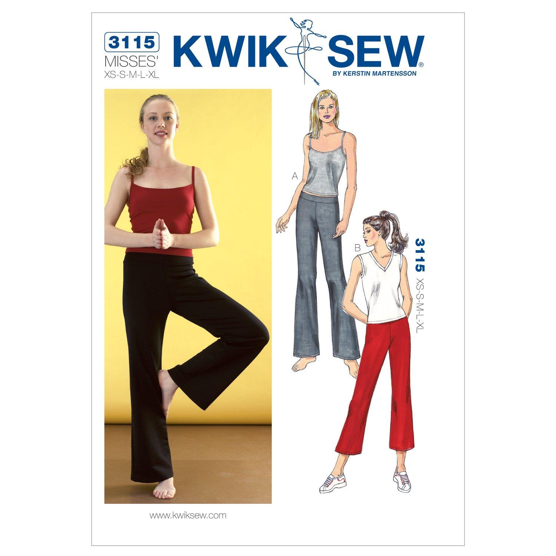 Fantastisch Kwik Sew Muster Australien Galerie - Strickmuster-Ideen ...