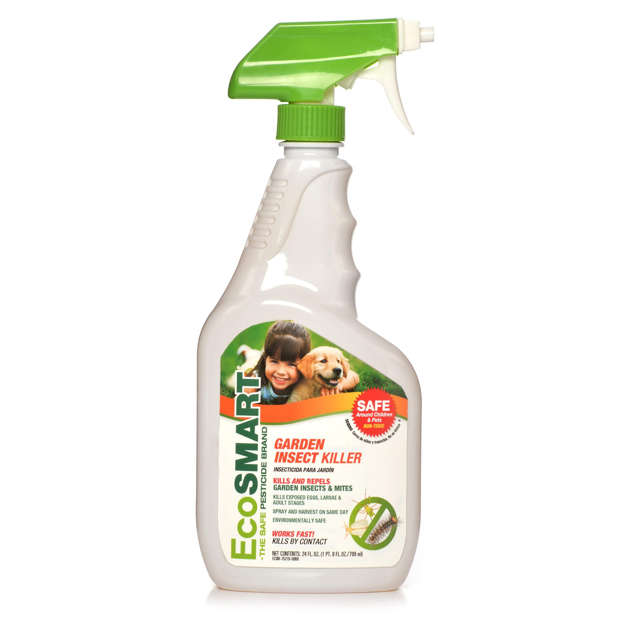 EcoSMART Garden Insect Killer, 24 oz. Ready-to-Spray Bottle by Ecosmart