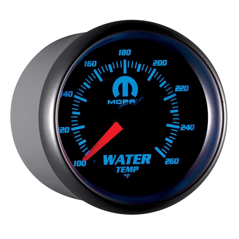 Auto Meter 880016 MOPAR Electric Water Temperature Gauge