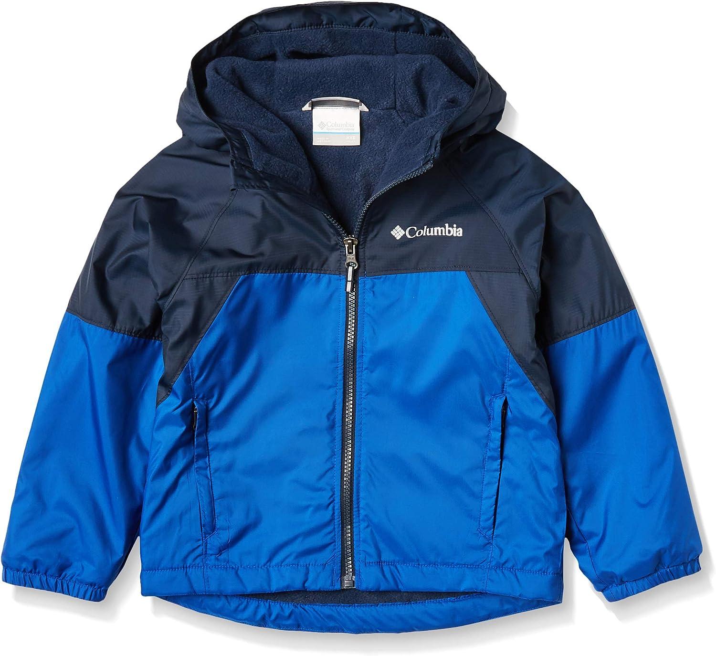Columbia Kids /& Baby Ethan Pond/Fleece Lined Jacket