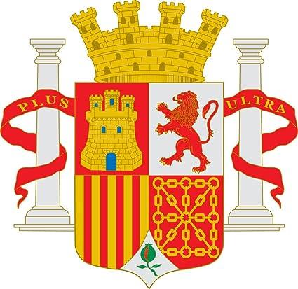 magFlags Bandera Large Representación del Escudo Nacional de ...