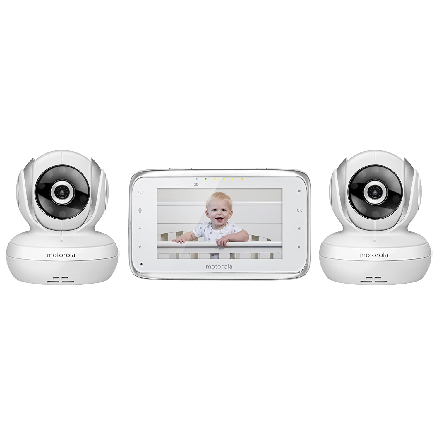 Motorola MBP38S-2 Digital Video Baby Monitor