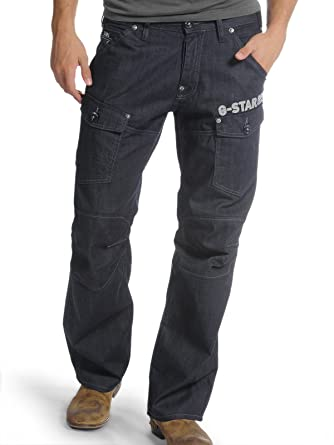 ab47abe9005 G-STAR Herren Storm 5620 Elwood Loose Jeans: Amazon.de: Bekleidung