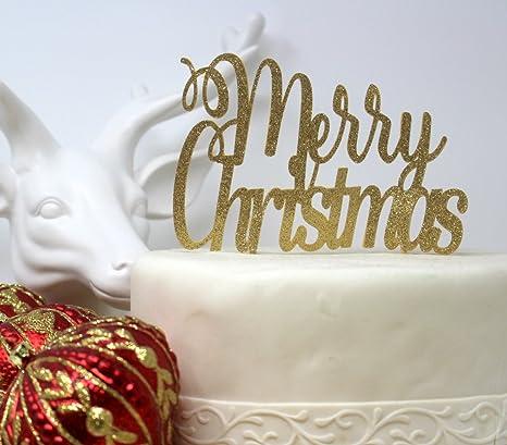 Amazon.com: All About detalles Feliz Navidad Decoración para ...