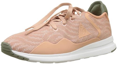 Le COQ Sportif Solas W Sport Dusty Coral/Olive Night, Zapatillas para Mujer: Amazon.es: Zapatos y complementos