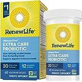 Renew Life Adult Probiotics 30 Billion CFU Guaranteed, Probiotic Supplement, 12 Strains, For Men & Women, Shelf Stable…