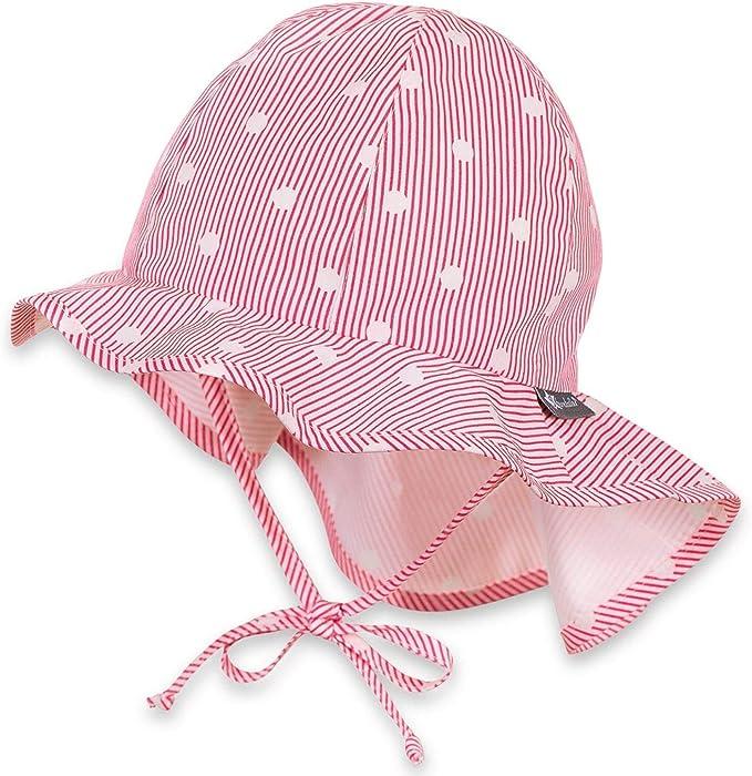 Sterntaler Baby Girls Flapper Hat