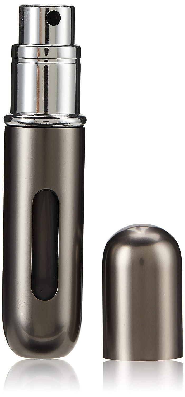 Perfume Atomiser by Travalo Classic HD Titanium / 0.17 fl.oz. 5ml