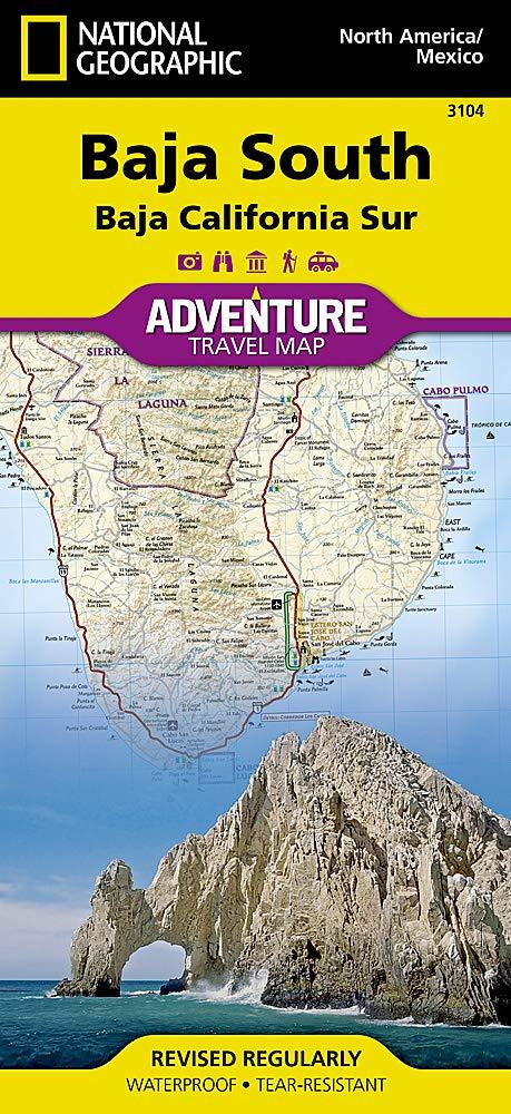 Baja South: Baja California Sur [Mexico] (National ...
