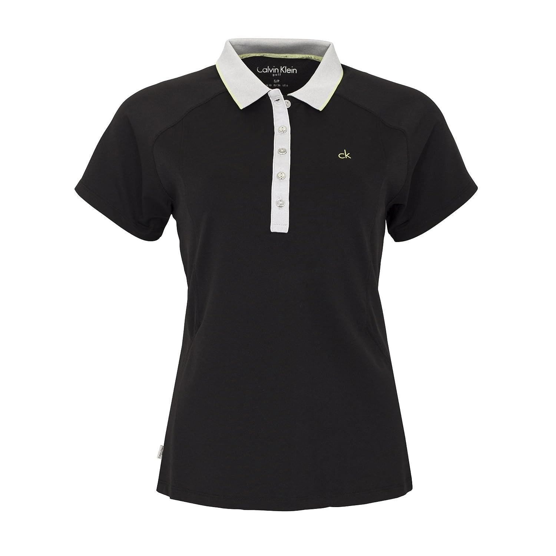 TALLA UK 12. Calvin Klein - Camisa Deportiva - para Mujer