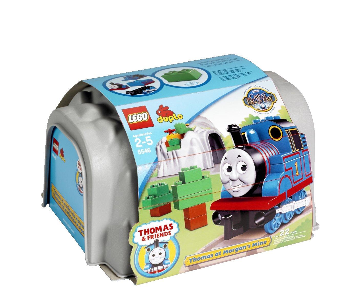 LEGO Duplo Thomas Bergwerk bei Morgan (5546)