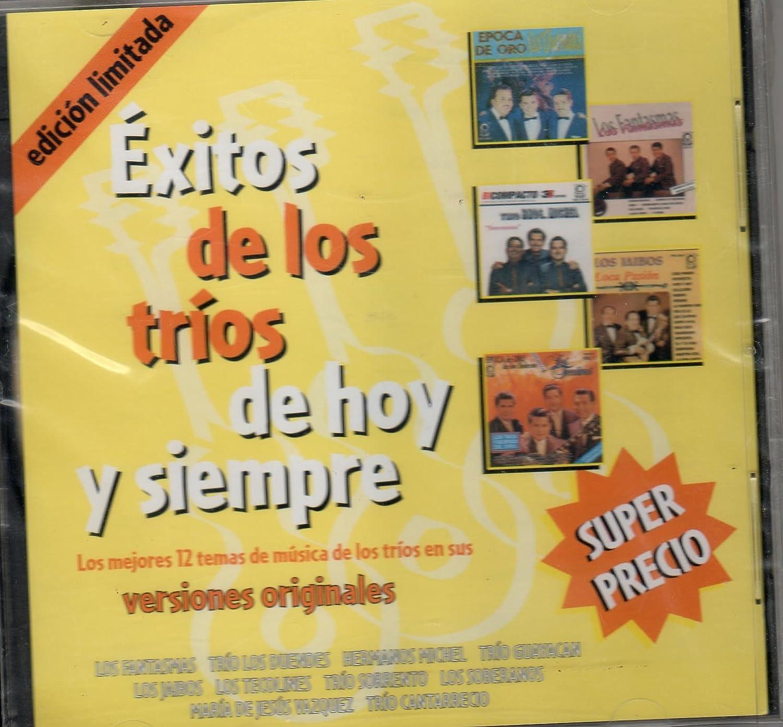 Amazon.com: Exitos De Los Trios De Hoy Y Siempre: Veriones ...