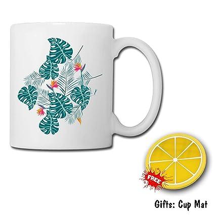 Amazon com : UNigogo Coffee Mugs and Mark Cup are Lovely