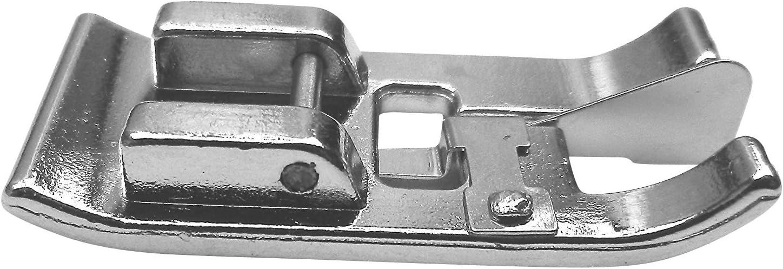 ZickZackNaehmaschine Zigzag Coser overlockfuß Overlock prensatelas ...