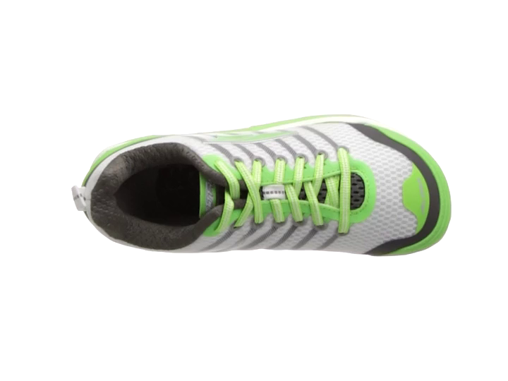 Altra Women's Intuition 2 Running Shoe,White/Green,11 M US