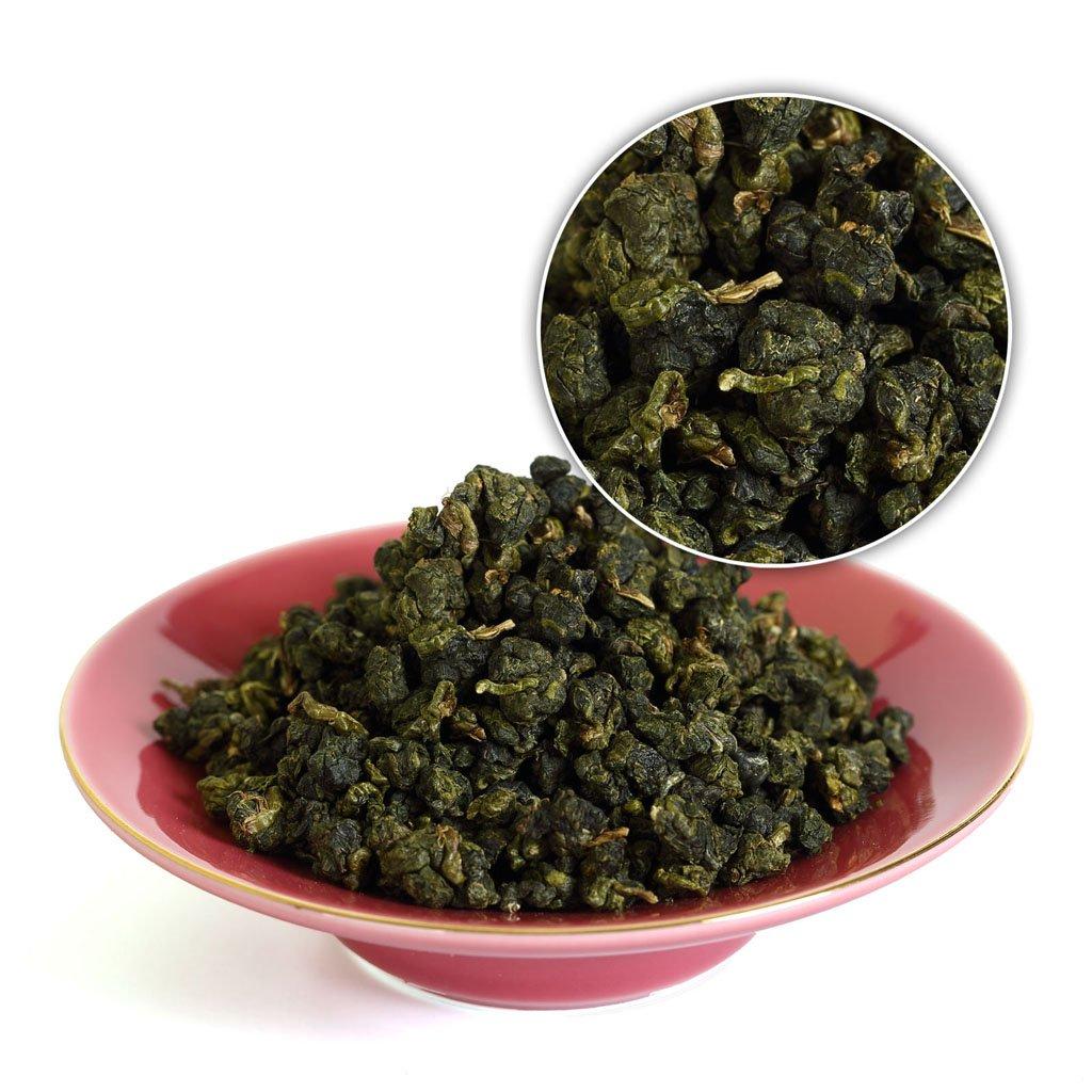 1000g (35.2 Oz) Organic Supreme Taiwan High Mountain Jinxuan Jin Xuan Milk Wulong Oolong Tea