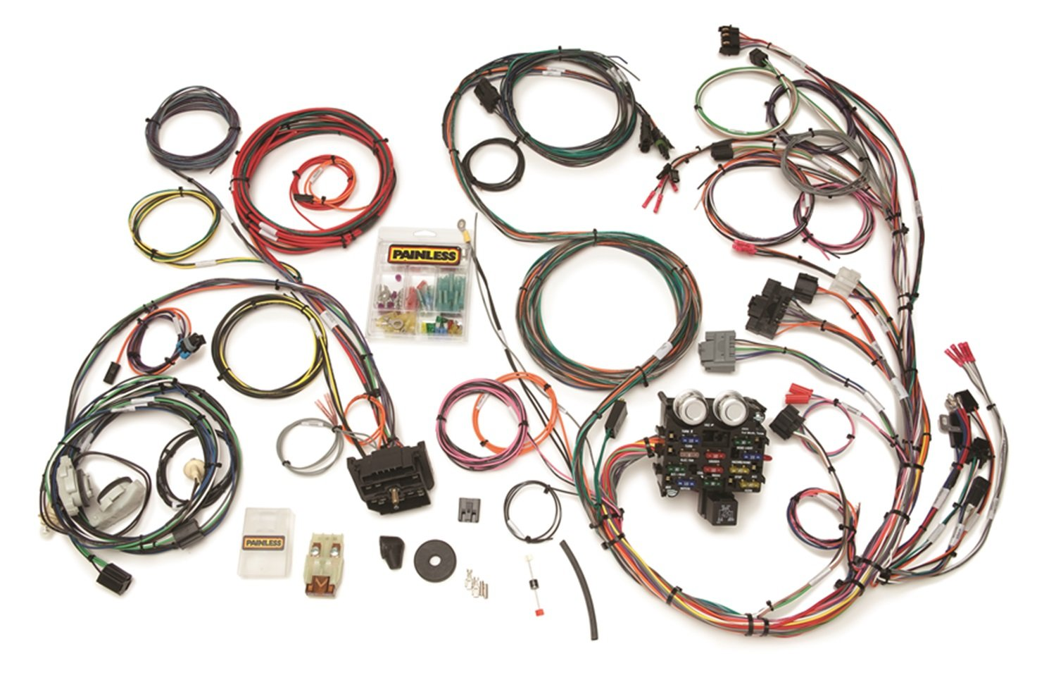 Painless Wire 10111 Chassis Harness For Jeep Wrangler Yj 80off Wiring And