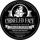 Trade Winds - Handmade Luxury Shaving Soap From Chiseled Face Groomatorium